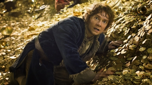 'The Desolation of Smaug' Featuring Benedict Cumberbatch's Voice!