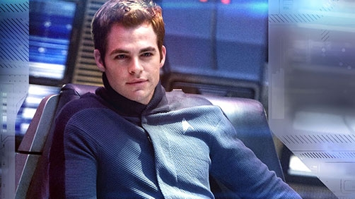 Chris Pine Talks 'Star Trek' Sequel