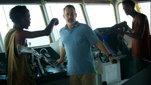 Three Clips from 'Captain Phillips'