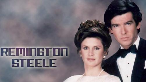 NBC Plans a 'Remington Steele' Sequel (gag)