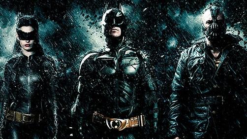 'The Dark Knight Rises' Becomes Billionaire