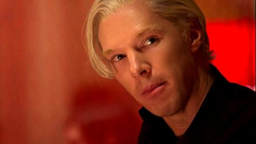 Assange, Cumberbatch, and WikiLeaks, Oh My