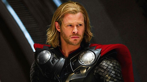 'Thor 2' Set Photos