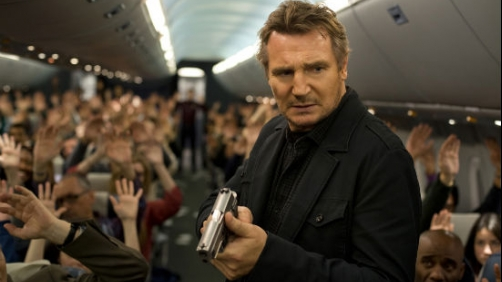 'Non-Stop' Trailer: Someone Dumb Enough to Hijack Liam Neeson's Plane