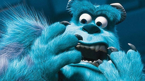 'Monsters Inc.' in 3D