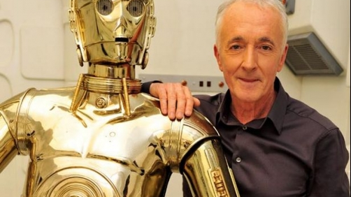 Anthony Daniels as C-3PO to be in 'Star Wars VII'?