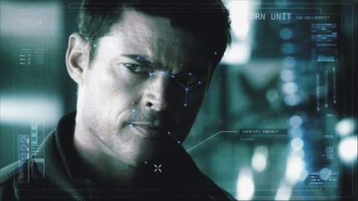'Almost Human' Trailer