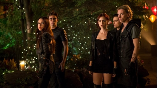 'City of Ashes' Starts Production in 2014 — Because of Reasons…