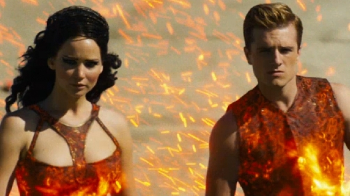 'The Hunger Games: Catching Fire' Final Trailer