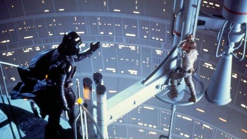Original 'Empire Strikes Back' Draft — Drunken Dinner with Vader