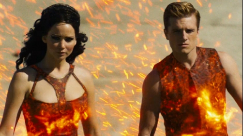 'The Hunger Games: Catching Fire' Ballooning Budget