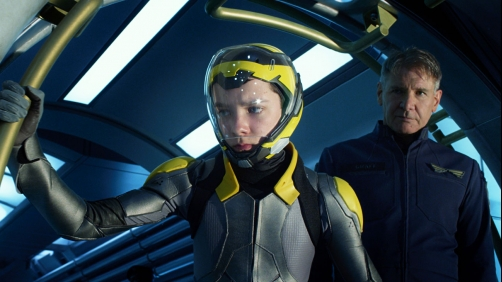 Gavin Hood and Asa Butterfield Discuss 'Ender's Game'