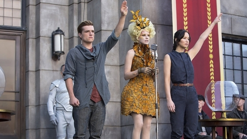 Catching Fire on Track for Massive $185 Million Opening