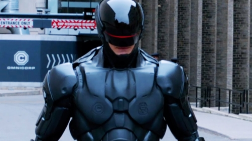 RoboCop Trailer #2 - America is Robo-phobic Apparently