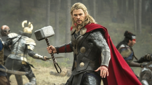 Thor Drops The Hammer - #1 At The Box Office
