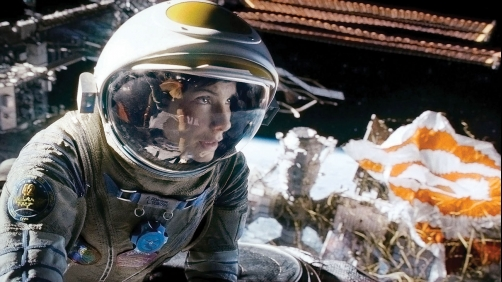 'Gravity' - VFX Breakdown of one Shot