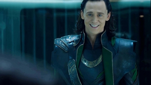 Germain Lussier (/FIlm) Interviews Tom Hiddleston (Loki)