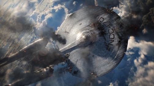 Budget Reduction for Star Trek 13?