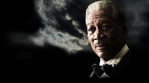 Morgan Freeman is Alive and Well