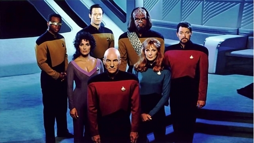 TNG Season 5 Blu-Ray Review