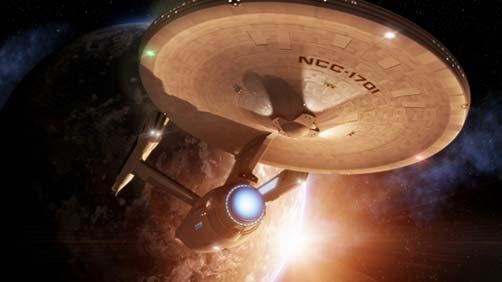 Sketchy Star Trek