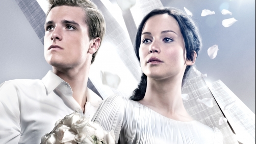 Chad Reviews 'Catching Fire'
