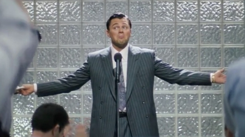 'The Wolf of Wall Street' Runs 3 Hours?
