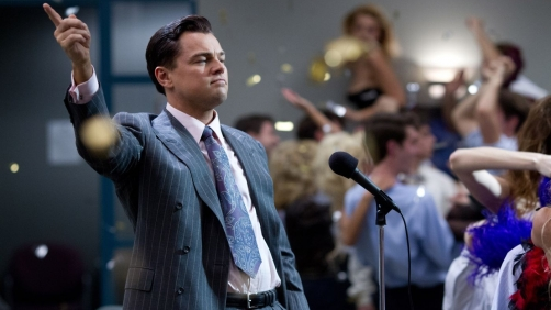'The Wolf of Wall Street' and that NC-17 Avoidance