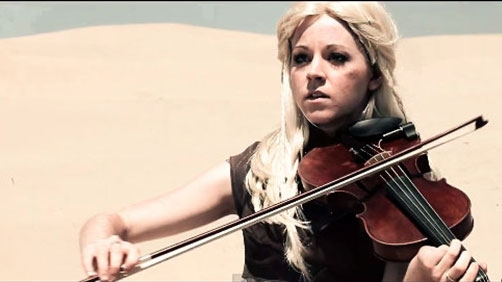Game of Thrones - Lindsey Stirling and Peter Hollens