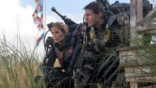 'Edge of Tomorrow' Staring Tom Cruise - First Trailer