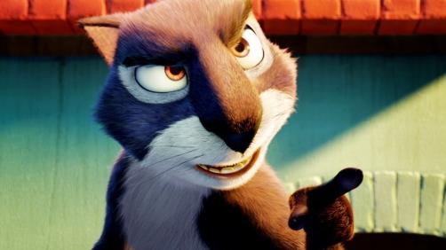 'The Nut Job' Trailer - An Over the Hedge Wannabe