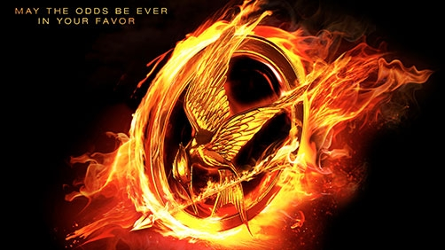 'Catching Fire' Begins Filming