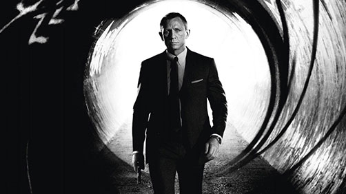 'Skyfall' Opening Action Sequence