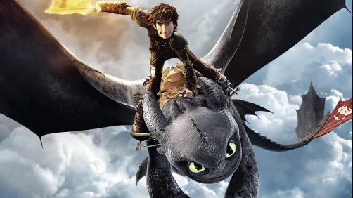 'How to Train Your Dragon 2' Trailer