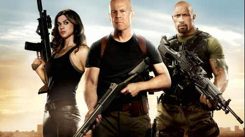 Jon M. Chu on 'G.I. Joe 3'