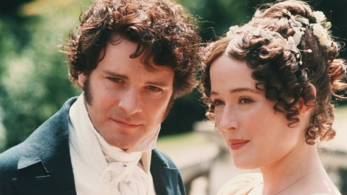 A&E 'Pride and Prejudice' Blu-ray Keepsake edition