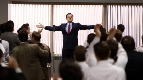 A Critique of 'The Wolf of Wall Street'