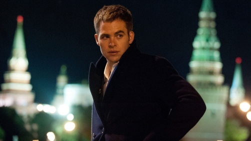 'Jack Ryan: Shadow Recruit' Mega Clip and TV Spots