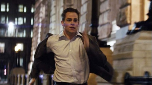 "'Jack Ryan: Shadow Recruit' Clip ""Couples Therapy"""