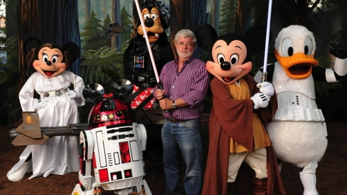 Disney Appoints a Committee (I am not a committee!) To Determine 'Star Wars' Canon