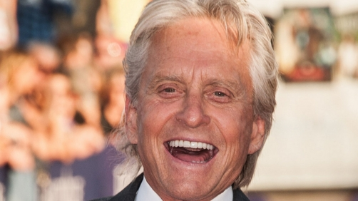 Michael Douglas Will Play Hank Pym in Marvel's 'Ant Man'