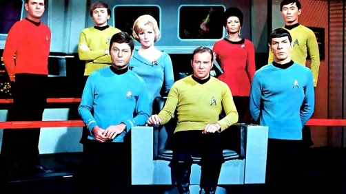 Surprising Musical Origins of the 'Star Trek' Theme Song