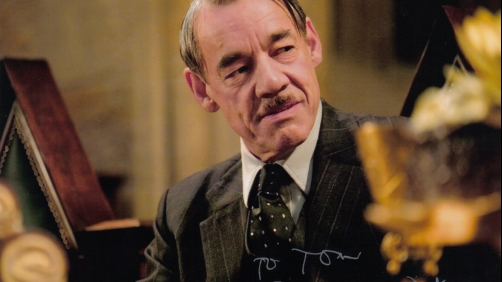 Roger Lloyd-Pack Passes Away