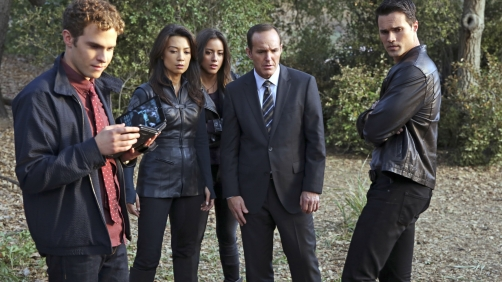 'Agents of SHIELD' Episode 13 Promo