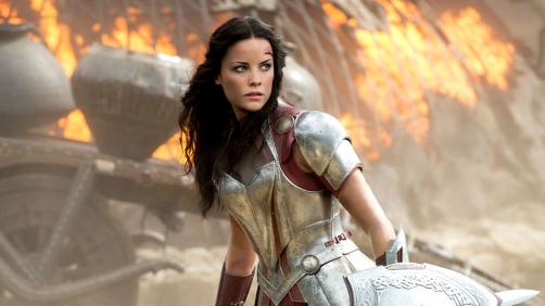 Jamie Alexander's Lady Sif Will Appear on 'Agents of SHIELD'