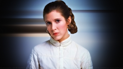 Carrie Fisher Expects to Start Filming 'Star Wars VII' In March or April