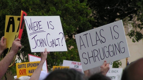 'Atlas Shrugged 3' Is An Actual Thing That Is Happening