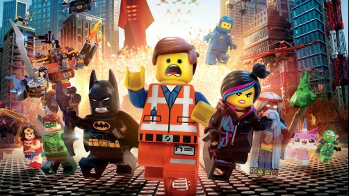9 Clips and a Featurette from the Upcoming 'Lego Movie'