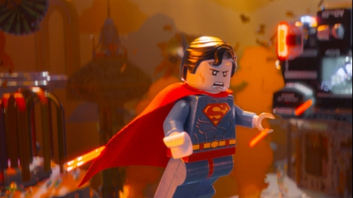 'The Lego Movie' Gets 'Man of Steel' Treatment