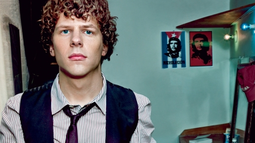 Jesse Eisenberg Cast as Lex Luther —Jeremy Irons as Alfred